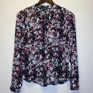 The Limited XS Printed Blouse